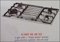 Four Burner Kitchen Hob (K/Hbt 90 4b Ss)