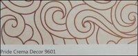 Pride Crema Decore Digital Wall Tile