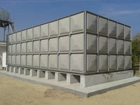 Sectional Water Tank
