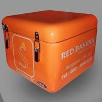 FRP Boxes for Food Delivery
