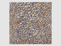 Pondi Pebble On Grey Base Tile