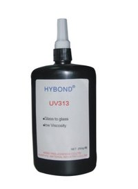 UV Light Cure Adhesive For Plastic To Glass, Metal, Plastic