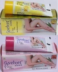 Velvet Sleek Hair Removal Cream