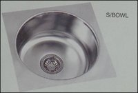 Single Bowl Kitchen Sink (S/Bowl-2)