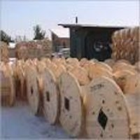 Industrial Wooden Cable Drums