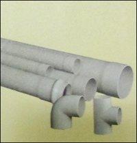 Rigid PVC Pressure Pipes