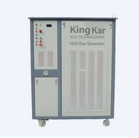 Auto HHO Gas Carbon Cleaning System