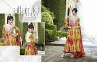 Georgette Designer Anarkali Suit