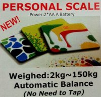 Personal Scale