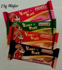 15g Crunchy Wafer Biscuits
