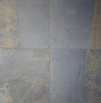 Rustic Black Slate Stone
