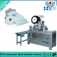 Inside Earloop Welding Machine