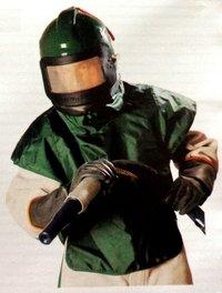 Air Supplied Blasting Helmet (Nova 2000)