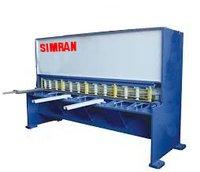 Hydraulic Sheet Shearing Machinery