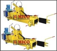 Scrap Baling Machine Triple Compression