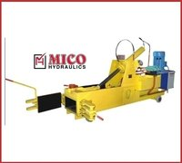 Horizontal Scrap Baling Machine
