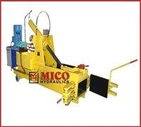 Scrap Baling Press Machine For Steel Industry