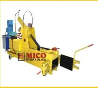 Scrap Baling Press For Metal Industries