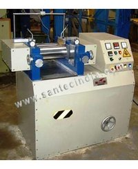 Two Roll Rubber Mill Machinery