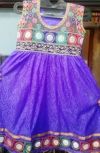 Girls Punjabi Dress