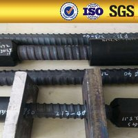 15-40 mm Rock Bolt Screw Thread Steel Bars