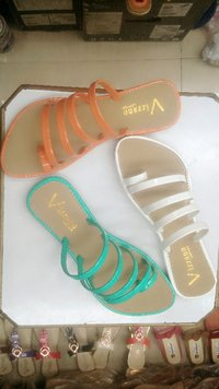 Ru Silky Ladies Chappal