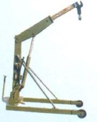 Commercial Hydraulic Portable Floor Crane