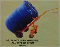 Drum Trolley (4 Wheeler)