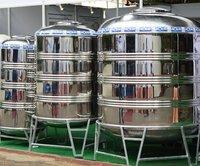 Aqua Stainless Steel Water Tank