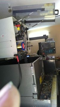 Fanuc Wire EDM (Electrical Discharge Machining) Machines