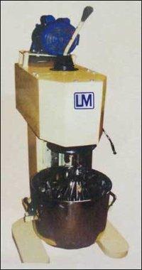 Planetary Mixer Gear System