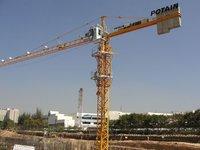 External Tower Cranes