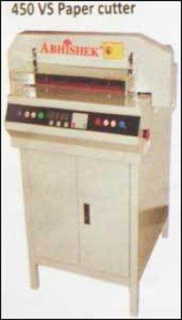 450 VS Digital Paper Cutter