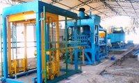 Fully Automatic Concrete Block / Brick Plant