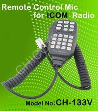 HM-133V Handheld PTT Microphone