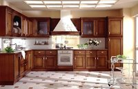 Modular Wooden Kitchen Cabinets