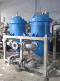 Frp Cartridge Filter Vessels