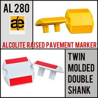 Alcolite Twin Molded Double Shank