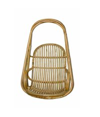 Solid Cane Swing Chair (Free Metal Spring Chain)