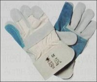 Split Canadian Gloves With Reinforcement