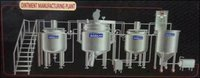 Ointment Manufacturing Machine