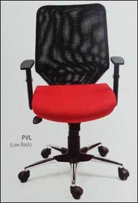 Perfo Low Back Office Chair