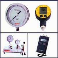 Pressure Gauge Calibration Service