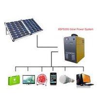 LED Solar Power System