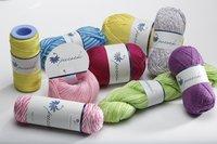Cotton Mercerised Knitting Yarn