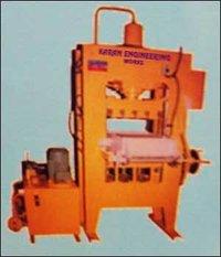 Flyash Brick Making Machine (Semi Automatic)