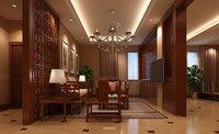 Wooden Partition Decoration Services