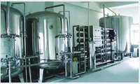 Mineral Water Treatments Plants