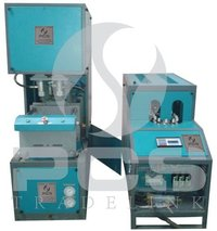 Semi Auto Bottle Blowing Machine