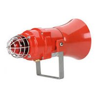 Non Flame Proof Loudspeaker
